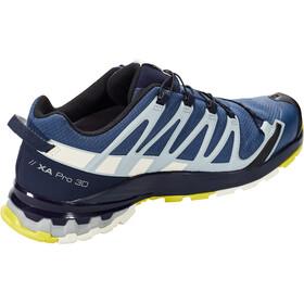 Salomon XA Pro 3D v8 GTX Chaussures Homme, dark denim/navy blazer/vanilla ice